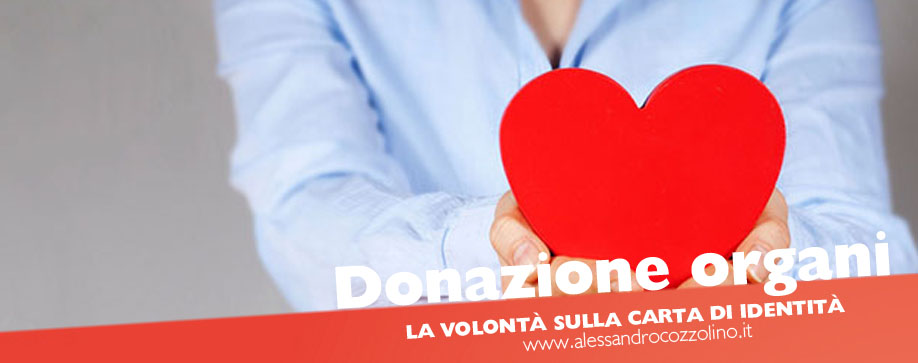 Donazione organi Latina Alessandro Cozzolino